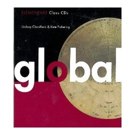 Global Elementary Class Audio CDs