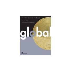 Global Pre-intermediate Coursebook + eWorkbook Pack