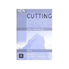 Cutting Edge Upper-Intermediate (New Edition) Workbook with Key