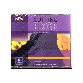 Cutting Edge Upper-Intermediate (New Edition) Class Audio CDs (2)