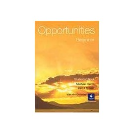 Opportunities Beginner Student's Book