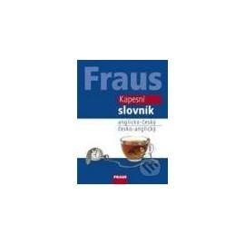 Fraus: Kapesní slovník anglicko-český, český-anglický