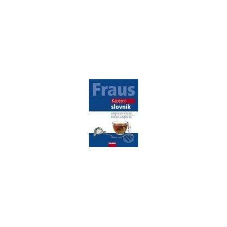Fraus: Kapesní slovník anglicko-český, český-anglický Fraus 9788072389520