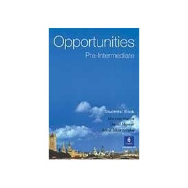 Opportunities Pre-Intermediate Student's Book