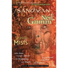 The Sandman 4 Season of Mists
