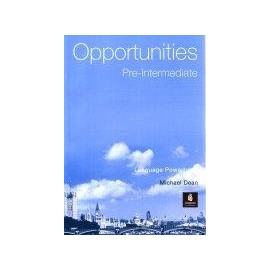 Opportunities Pre-Intermediate Workbook (Language Powerbook)