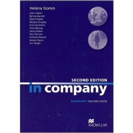 In Company Elementary Second Edition Teacher's Book