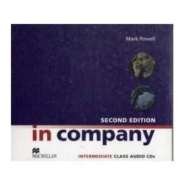 In Company Intermediate Second Edition Class Audio CD