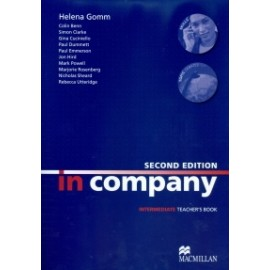 In Company Intermediate Second Edition Teacher's Book