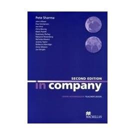 In Company Upper-Intermediate Second Edition Teacher's Book