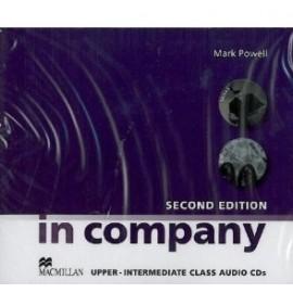 In Company Upper-Intermediate Second Edition Class Audio CD