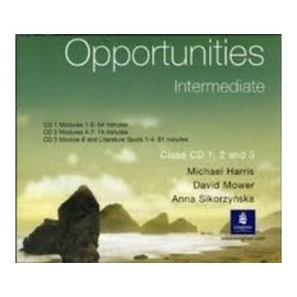 Opportunities Intermediate Class Audio CDs (3)