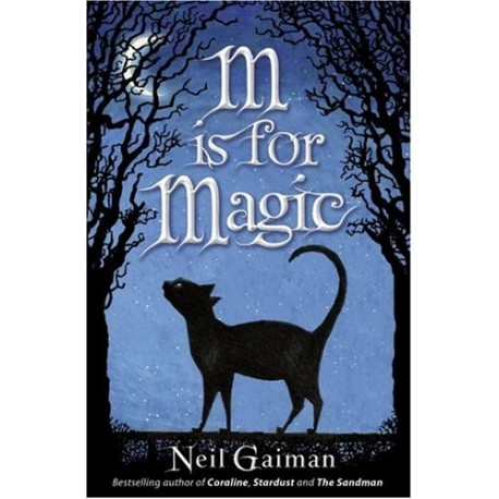 M is for Magic Bloomsbury 9780747595687