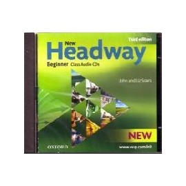 New Headway Beginner Third Edition Class CDs