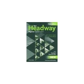 New Headway Beginner Third Edition Teacher's Book Pack