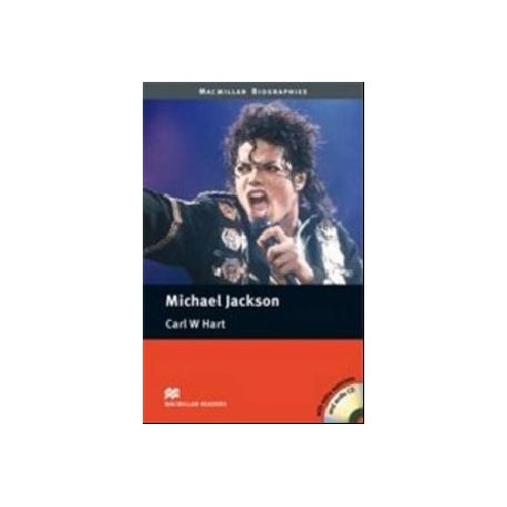 Michael Jackson: The King of Pop + CD Macmillan 9780230406292