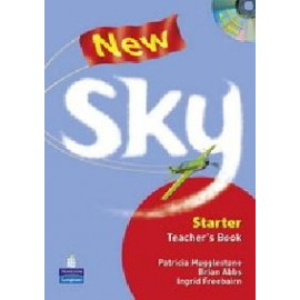New Sky Starter Teacher's Book + Test Master MultiROM