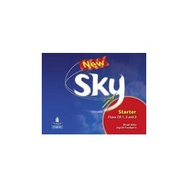 New Sky Starter Class CD