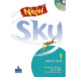 New Sky 1 Activity Book + MultiROM
