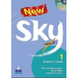 New Sky 1 Teacher's Book + Test Master MultiROM