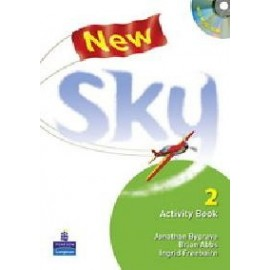 New Sky 2 Activity Book + MultiROM
