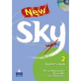New Sky 2 Teacher's Book + Test Master MultiROM