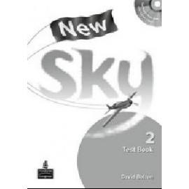 New Sky 2 Test Book