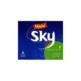 New Sky 2 Class CD
