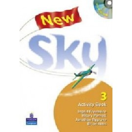 New Sky 3 Activity Book + MultiROM