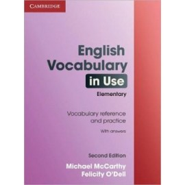 English Vocabulary in Use Elementary Second Edition (with answers)