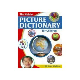 The Heinle Picture Dictionary for Children + Interactive CD-ROM