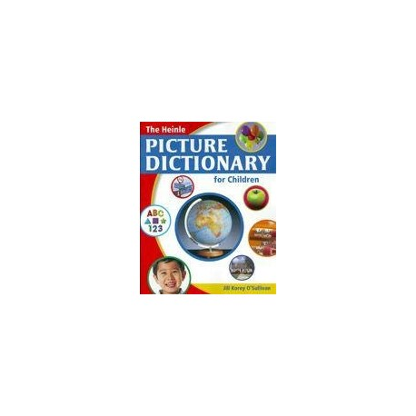 The Heinle Picture Dictionary for Children + Interactive CD-ROM Oxford University Press 9781844809851