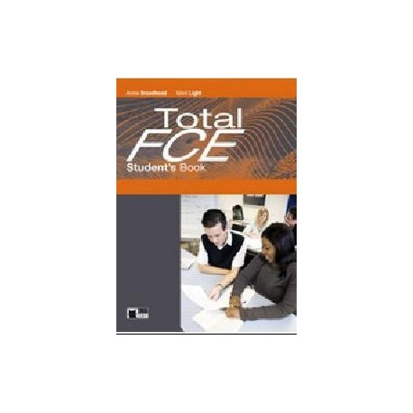 Total FCE Student's Book + Language Maximiser + CD-ROM + Audio CD Black Cat 9788853010001