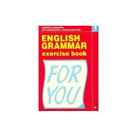 English Grammar Exercise Book For You Pierot 9788073530525