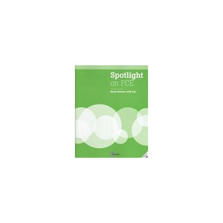 Spotlight on FCE Exam Booster with key + CD + DVD Pack Heinle Cengage Learning 9781424016785