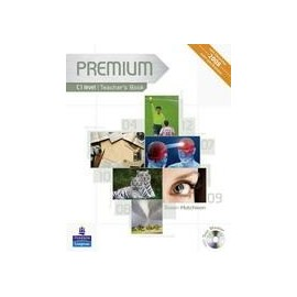 Premium C1 Teacher's Book with Test Master CD-ROM