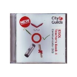 City&Guilds International English for Speakers of Other Languages 4 Communicator Teacher's Book on CD-ROM New Edition