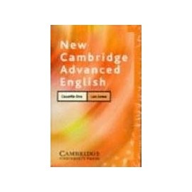 New Cambridge Advanced English Audio Cassettes (3)