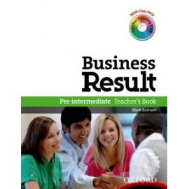 Business Result Pre-Intermediate Teacher's Book + DVD-ROM