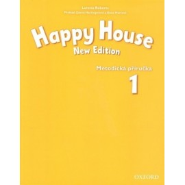 Happy House New Edition 1 Teacher's Book Czech Edition