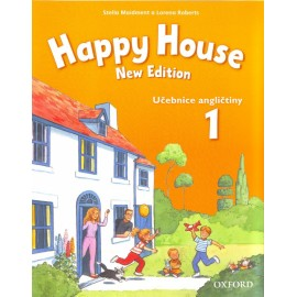 Happy House New Edition 1 Class Book Czech Edition
