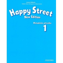 Happy Street New Edition 1 Teacher's Book Czech Edition
