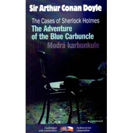 The Adventure of the Blue Carbuncle / Modrá karbunkule