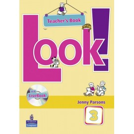 Look! 3 Teacher's Live Book Pack