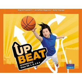 UPBEAT Intermediate Class CD