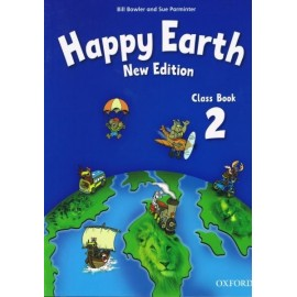 Happy Earth New Edition 2 Class Book