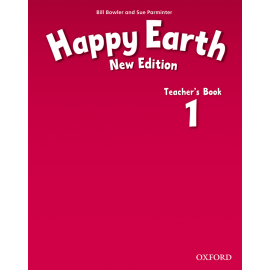Happy Earth New Edition 1 Teacher's Book