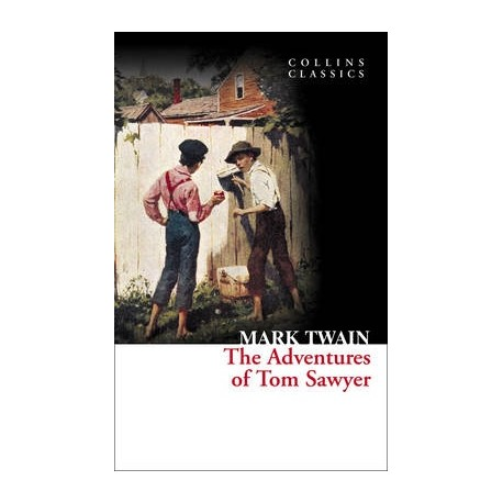 The Adventures of Tom Sawyer Collins 9780007420117