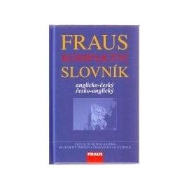 Fraus: Kompaktní Slovník anglicko-český, česko-anglický
