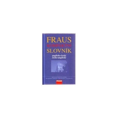 Fraus: Kompaktní Slovník anglicko-český, česko-anglický Fraus 9788072385416